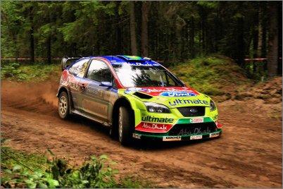 Neste Oil Rally Finland I