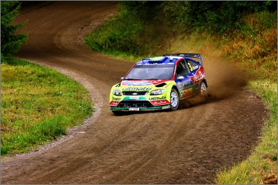 Neste Oil Rally Finland II