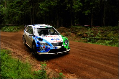 Neste Oil Rally Finland IV