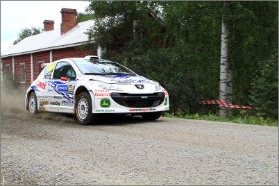 Neste Oil Rally Finland XIV