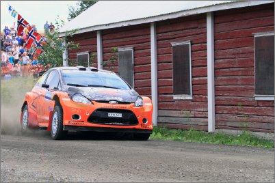 Neste Oil Rally Finland XIII