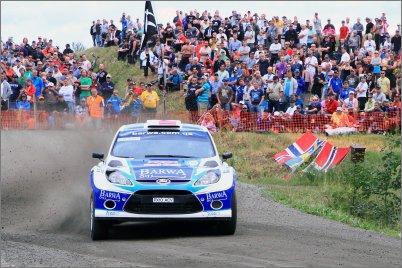 Neste Oil Rally Finland X