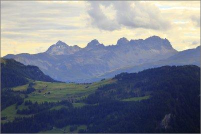 1777 - Pieni vuoristokylä